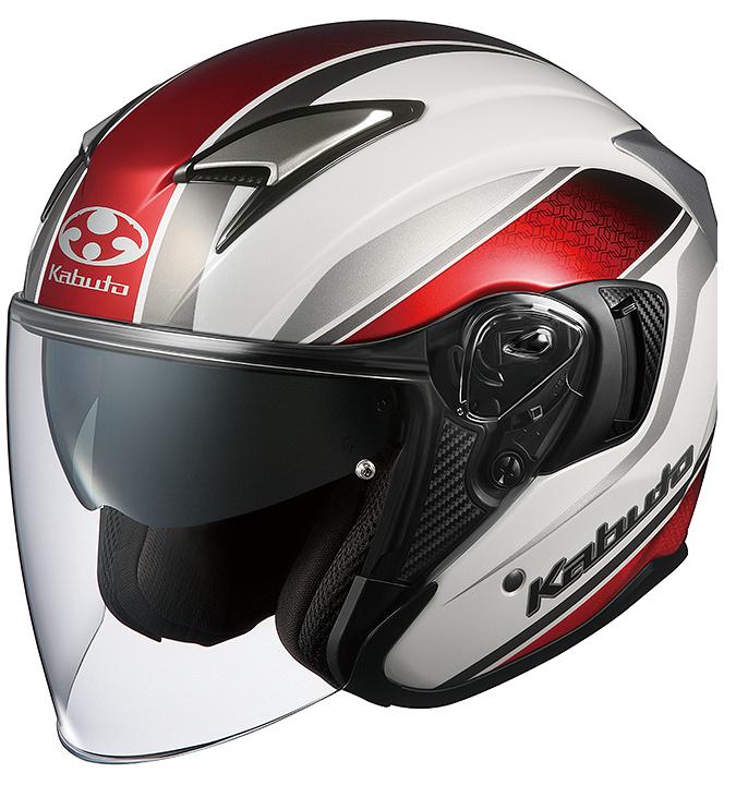 OGK kabuto EXCEED DEUCE 【エクシード デュース】 ジェットヘルメット