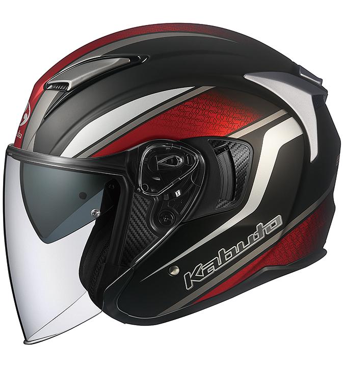 OGK kabuto EXCEED DEUCE  [エクシード デュース] ジェットヘルメット