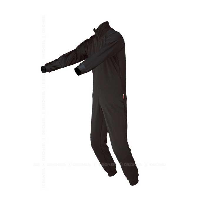 DEGNER 【アウトレット】個別配送のみ INW-8 ウインターインナースーツ 防寒 保温