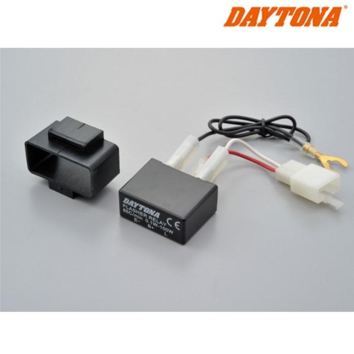 DAYTONA 99109 LED対応ウインカーリレー 3Pin