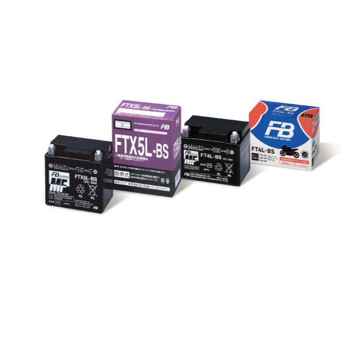 古河電池 【アウトレット】個別配送のみ FBバッテリー FTZ6V