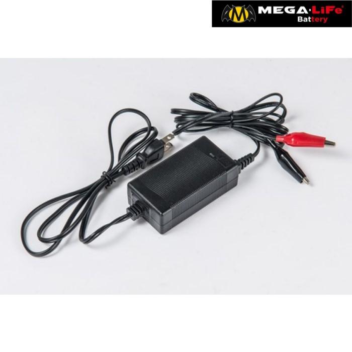メガライフ MLBC14-2A リチウムイオンバッテリー専用充電器14.6V2A