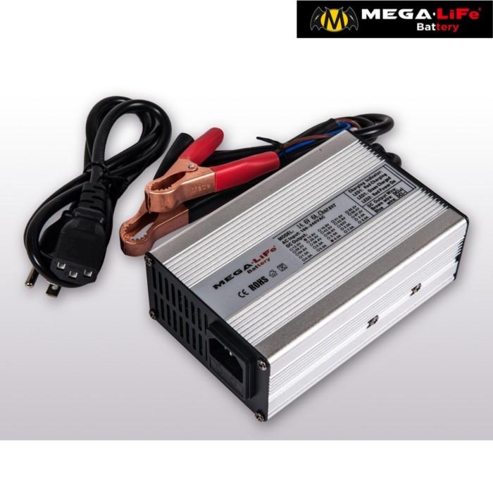 メガライフ MLBC14-6A リチウムイオンバッテリー専用充電器14.6V6A