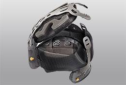Arai ヘルメットパーツ NEO AM システム内装_Ⅱ-7mm_(55-56)