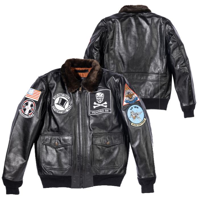 HOUSTON HTVL-2002 G-1 PATCH CUSTOM 01 ブラック◆全2色◆