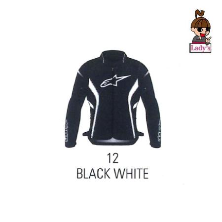 alpinestars (レディース)3212021 STELLA T-KIRA v2 WATERPROOF JACKET BLACK WHITE (12)◆全3色◆