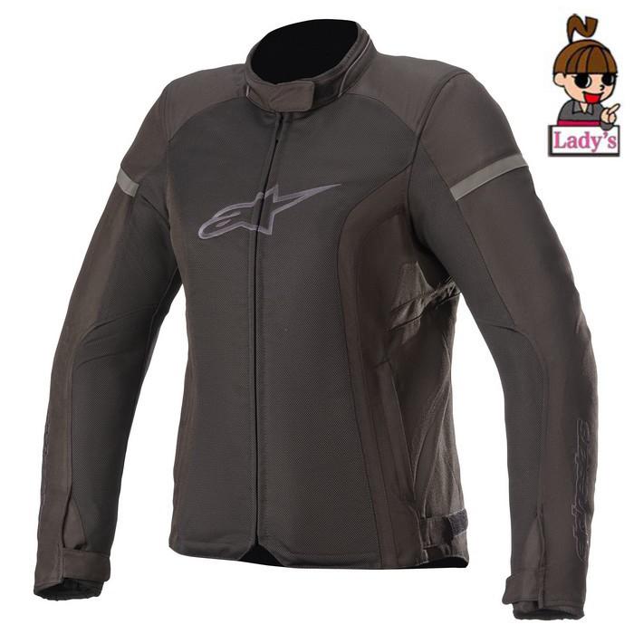 alpinestars (レディース)3312021 STELLA T-KIRA V2 AIR JACKET BLACK TAR GRAY(1169)◆全2色◆
