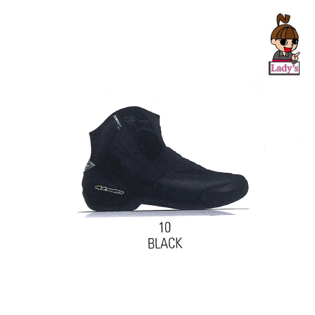 alpinestars (レディース) 2224621 STELLA SMX-1 R v2 BOOT BLACK(10)◆全2色◆