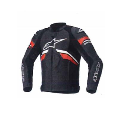 alpinestars 3100321 GP PLUS R V3 RIDEKNIT LEATHER JACKET BLACK WHITE BRIGHT RED(1304) ◆全3色◆