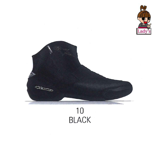 alpinestars (レディース)2224121 STELLA SMX-1 R v2 VENTED BOOT BLACK(10)◆全2色◆