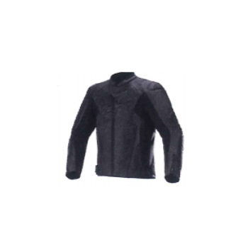 alpinestars 3103621 FASTER AIRFLOW V2 LEATHER JACKET BLACK BLACK(1100) ◆全3色◆