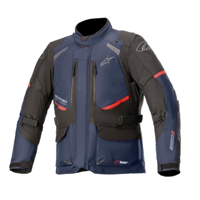 alpinestars 3207521 ANDES V3 DRYSTAR JACKET DARK BLUE BLACK (7109)◆全5色◆