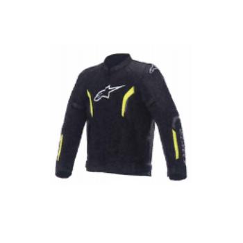 alpinestars 3306121 AST AIR V2  JACKET BLACK YELLOW FLUO(155)  ◆全3色◆