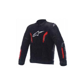 alpinestars 3306121 AST AIR V2  JACKET BLACK RED FLUO(1030)  ◆全3色◆