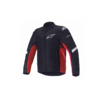 alpinestars 3304021 T-SP5 RIDEKNIT JACKET BLACK BRIGHT RED(1303) ◆全3色◆