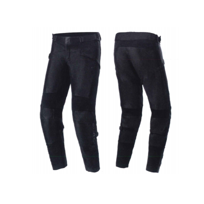 alpinestars 3324021 T-SP5 RIDEKNIT PANTS BLACK  BLACK