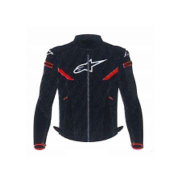 alpinestars 3304421 AXIOM SUPERAIR JACKET BLACK BRIGHT RED(1303) ◆全2色◆