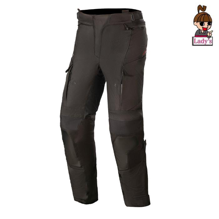 alpinestars (レディース)3237521 STELLA ANDES V3 DRYSTAR PANTS BLACK (10)◆全2色◆