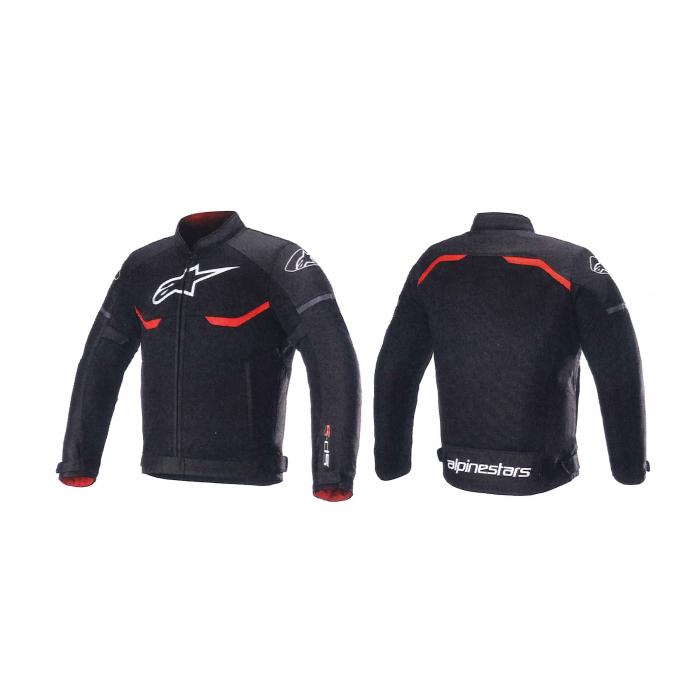 alpinestars 3300321 T-SPS SUPERAIR JACKET BLACK BRIGHT RED(1303) ◆全2色◆