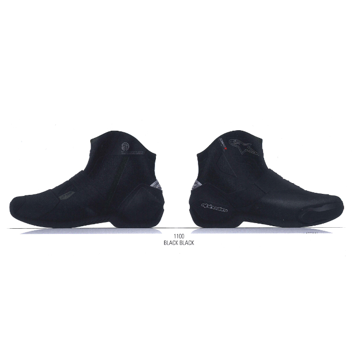 alpinestars 2224021 SMX-1 R v2  VENTED BOOTS BLACK BLACK(1100)◆全3色◆