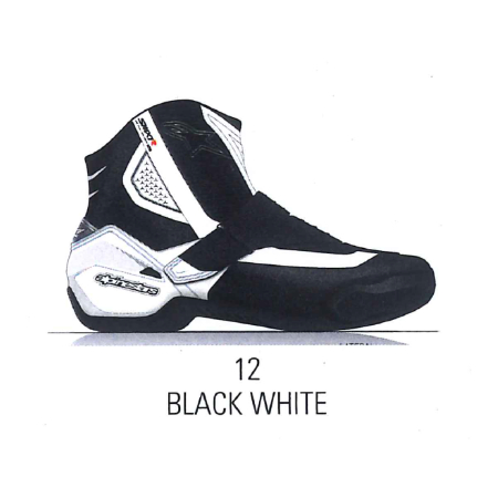 2224021 SMX-1 R v2  VENTED BOOTS BLACK WHITE (12)◆全3色◆
