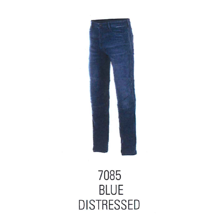 alpinestars 3329621 AS-DSL DAIJI RIDING DENIM BLUE DISTRESSED(7085)◆全2色◆
