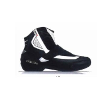 alpinestars 2224521 SMX-1 R V2 BOOT BLACK WHITE(12)  ◆全3色◆