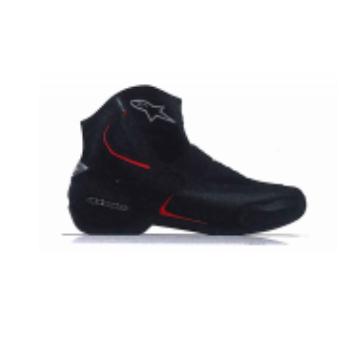 alpinestars 2224521 SMX-1 R V2 BOOT BLACK RED(13)  ◆全3色◆