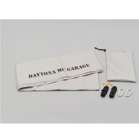 DAYTONA 17777 モーターサイクルガレージ BASICシリーズ(15モデル)用 オプション品 プライバシータープ(幅1470×縦2000mm)
