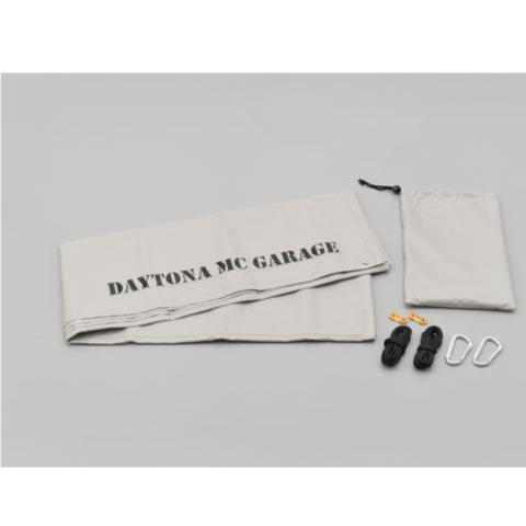 DAYTONA 17780 モーターサイクルガレージ BASICシリーズ(26モデル)用 オプション品 プライバシータープ(幅2570×縦2000mm)