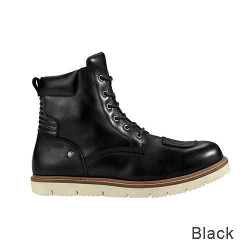 S88  Xpd X-VILLAGE  ミドルカットブーツ ブラック◆全4色◆