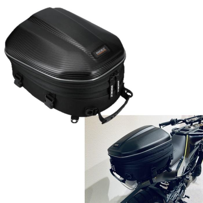 RIDEZ RTS03 HARDSHELL SEAT BAG(トランスポーター ハードシェル シートバック) 容量:16~24L