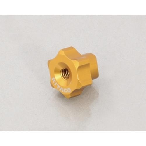 KITACO 516-9000170  ブレーキアジャストナット タイプ1/ゴールドアルマイト