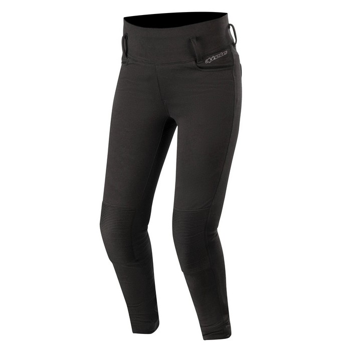 alpinestars 3339421 レディース BANSHEE WOMEN'S LEGGINGS SHORT  VERSION ショートバージョン BLACK(10)