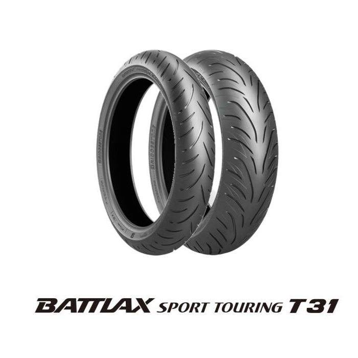 BRIDGESTONE BATTLAX SPORT TOURING Front T31 110/80ZR19 59W TL
