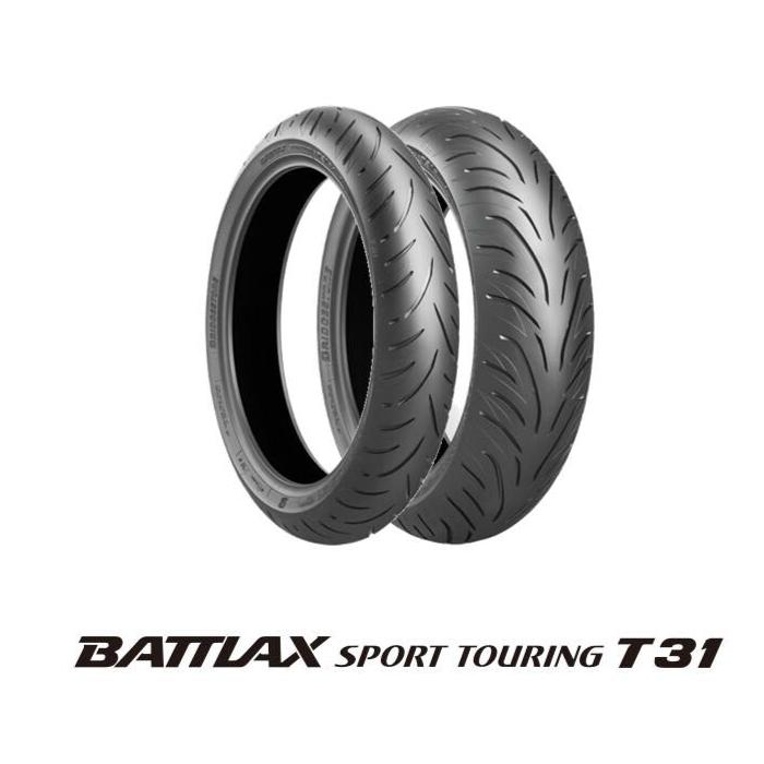 BRIDGESTONE BATTLAX SPORT TOURING Front T31 GTスペック 120/70ZR18 59W TL