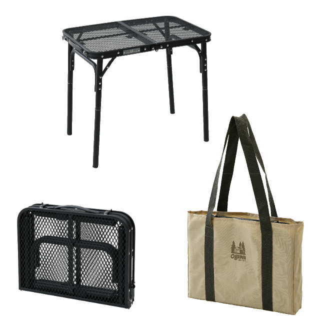 小川テント お取り寄せ商品 タフメッシュテーブル