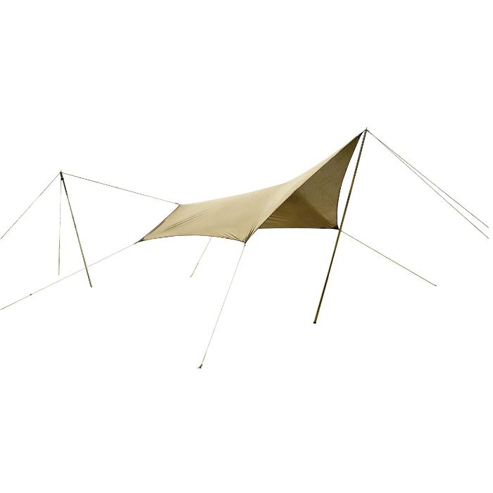 小川テント お取り寄せ商品 SystemTarp Penta 3×3(システムタープペンタ3×3)