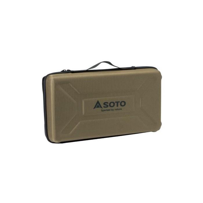 SOTO お取り寄せ商品 GRIDハードケース ST-5261