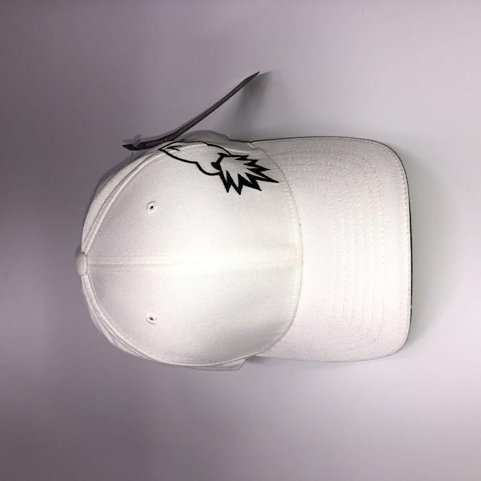 JOE ROCKET 【アウトレット 用品】個別配送のみ [埼玉10周年特価] Mens ANGLE BALL CAP WH/M-L