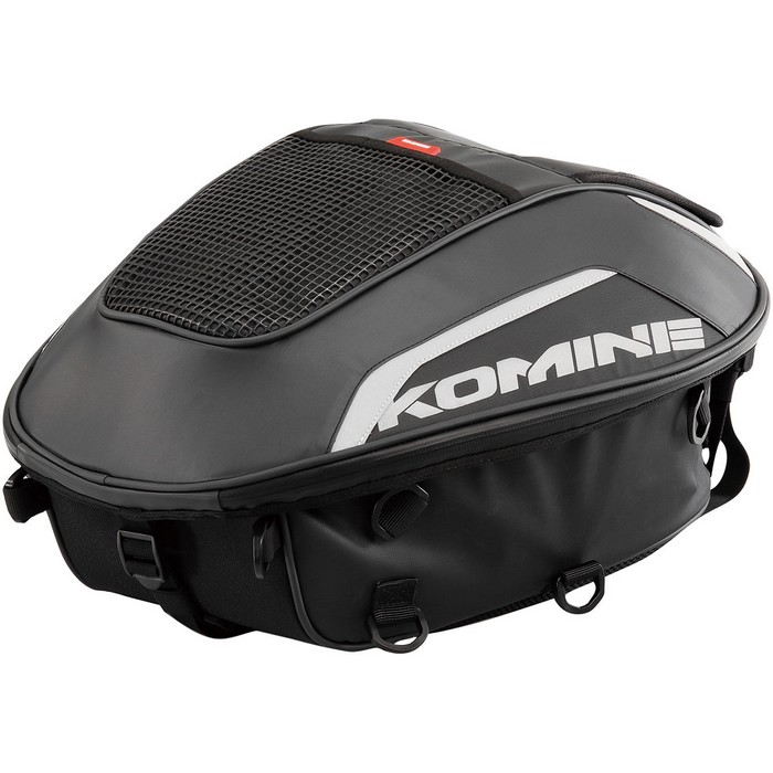komine SA-239 ツーリングシートバッグ ブラック