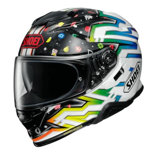 SHOEI ヘルメット (2021年3月発売予定)GT-Air II LUCKY CHARMS フルフェイスヘルメット