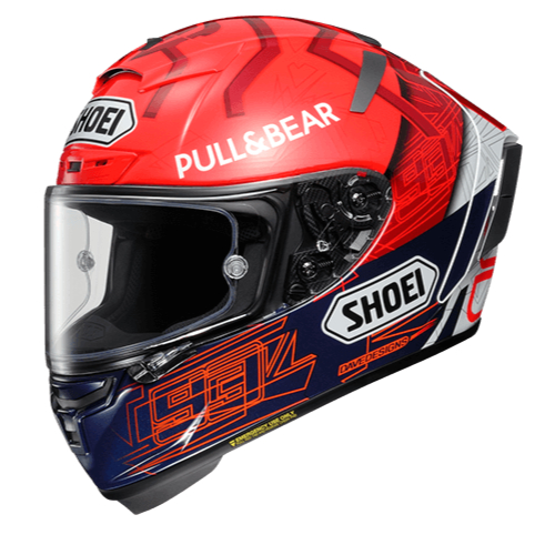 SHOEI ヘルメット X-Fourteen MARQUEZ6 エックス - フォーティーン マルケス6