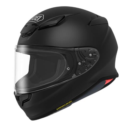 SHOEI ヘルメット Z-8 [ゼットエイト] フルフェイスヘルメット マットブラック