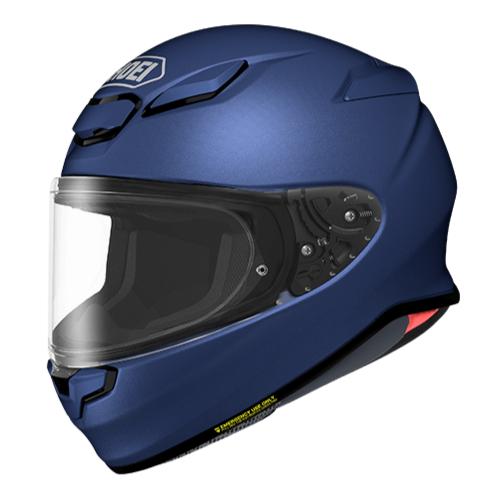 SHOEI ヘルメット Z-8 [ゼットエイト] フルフェイスヘルメット マットブルーメタリック