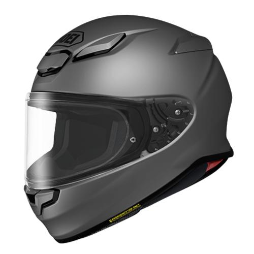 SHOEI ヘルメット Z-8 [ゼットエイト] フルフェイスヘルメット マットディープグレー