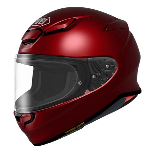 SHOEI ヘルメット Z-8 [ゼットエイト] フルフェイスヘルメット ワインレッド
