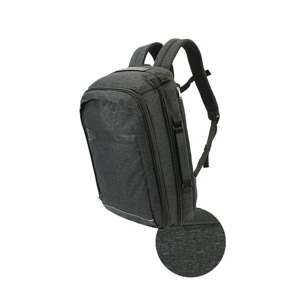 Henty Travel Brief Backpack トラベル ブリーフ バックパック グレー ◆全3色◆
