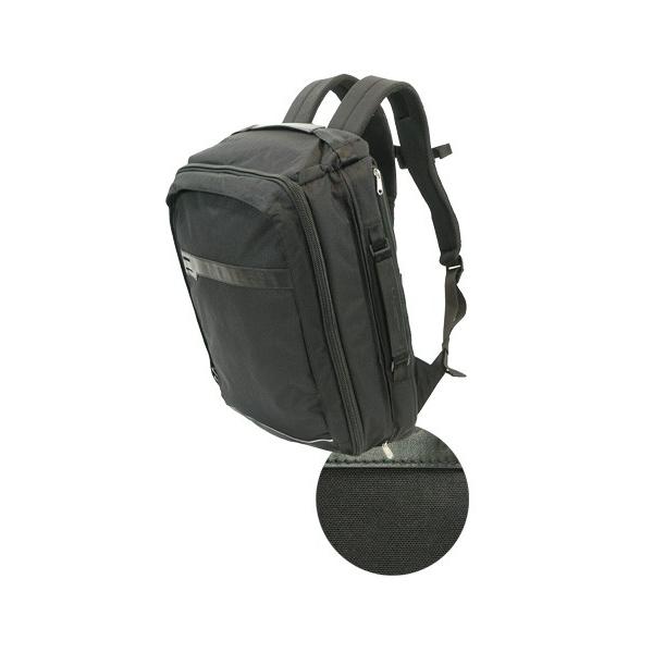 Henty Travel Brief Backpack トラベル ブリーフ バックパック ブラック ◆全3色◆