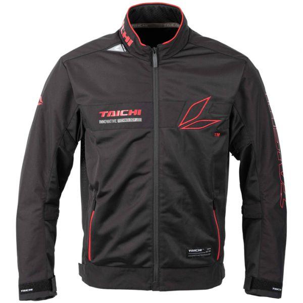 アールエスタイチ RSJ336 レーサー メッシュジャケット BLACK/RED◆全4色◆